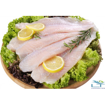Pangasius Fillet Light Pink Well-Trimmed