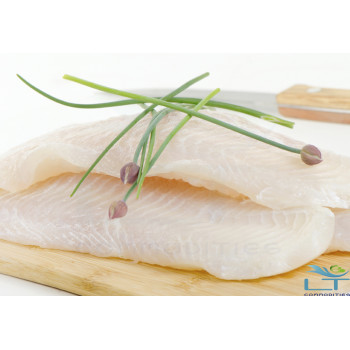 Pangasius Fillet White Well-Trimmed