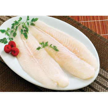 Pangasius Fillet Light Yellow Well-Trimmed